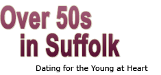 Over 50s in Suffolk